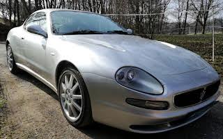 Maserati 3200 GT Rent Niederösterreich