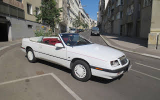 Chrysler Le Baron Cabriolet Rent Niederösterreich
