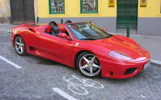 Ferrari 360 Spider  Rent Niederösterreich