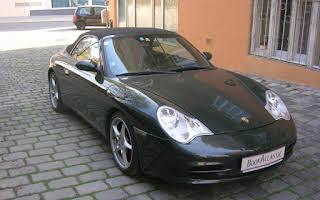 Porsche 911 Cabrio Rent Niederösterreich
