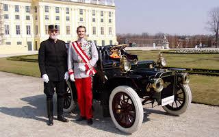 Cadillac 1908 Rent Niederösterreich