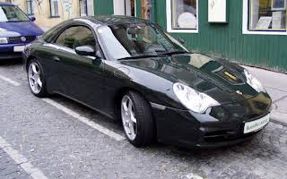 Porsche 911 Coupe Rent Niederösterreich