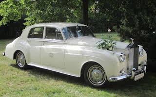 Rolls-Royce Silver Cloud I Rent Niederösterreich