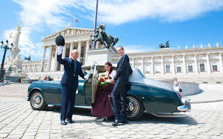 Rolls-Royce Silver Cloud II Rent Niederösterreich