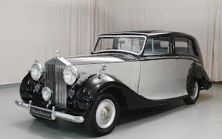 Rolls-Royce Silver Wraith (silver/schwarz) Rent Niederösterreich