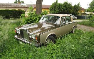 Rolls-Royce Silver Shadow II Rent Niederösterreich